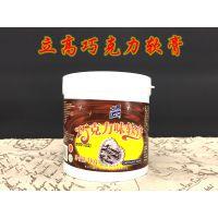 立高巧克力软膏1kg 拉线膏 蛋糕裱花拉线 吊线膏  西点装饰写字