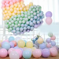 粉红色生日宴背景生日会道具布置幼儿园嫩粉色婚车装饰气球黑白