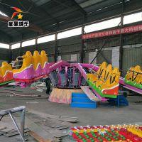 供应24人弹跳机景区游乐设施商丘童星厂家欢迎实地考察