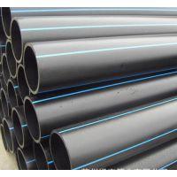 PE给水管 聚诚管业 厂家直销250mm*1.25mpa 纯原料PE自来水管 管材
