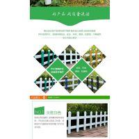 揭阳鸿宇筛网厂家直销PVC护栏 塑钢草坪围栏 -75
