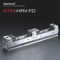 并列式虎钳加工中心多工位双开口自定心组合式CNC精密夹具平口钳