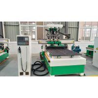 潍坊定制家具厂用的四工序数控开料机设备多少钱一台
