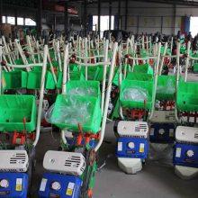 山西供应大豆施肥播种机玉米地专用追肥机手扶式柴油趟地松土机