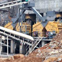 直供 石场生产线深圳 建筑石子破碎生产工艺流程设计