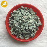 厂家直销 多肉园艺绿沸石 防腐烂沸石颗粒3-6mm 25kg包装