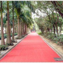 菏泽牡丹喷涂彩色沥青路面牡丹喷涂彩色沥青路面美好生活体验