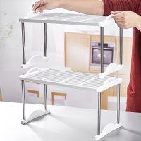 小型隔层卫生间简约卧室室内组合桌面置物架省空间简易移动隔板家