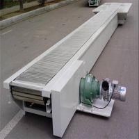 木箱板链输送机型号 链条链板输送机专业厂家鹰潭