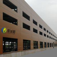 提供浙江钢结构墙面横装板 新型节能保温横装式岩棉复合板