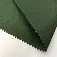 景弘印染 涤棉 CVC60/40 20*20 200g 斜纹 染色工装面料