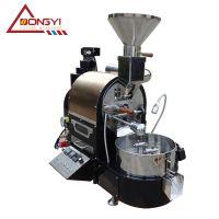 新款1公斤咖啡烘焙机出货欢迎各位新老客户咨询选购 南阳东亿