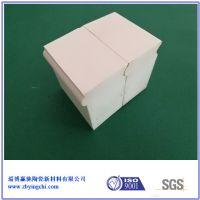 球磨机耐酸耐磨氧化铝陶瓷衬砖解决方案选赢驰