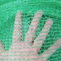 盖石绿网 3针绿色盖土网 高速公路修路覆盖土防尘网