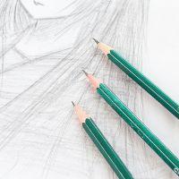 中华牌经典六角绿色木质铅笔 素描考试铅笔儿童无毒铅笔