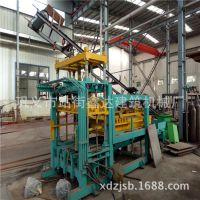 大型砖机设备 全自动砌块成型机生产设备 混凝土小型空心砌块机