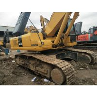 小松二手挖掘机PC400-7大型40吨履带式9成新挖土机