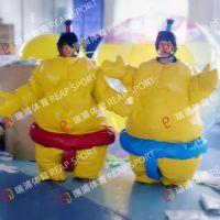 国外搞笑服装 充气相扑服 日本武士道相扑 大胖子肌肉充气相扑服