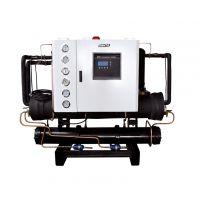 供应 信泰开放式冷水机 中央 冰水主机 冷冻机 加工定制