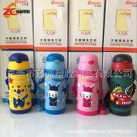 马克杯工厂生产定制各种儿童卡通杯 广告礼品滴胶杯 PVC软胶杯子