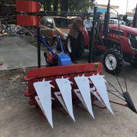 辽东拖拉机带动割晒机 牵引前顶式收割机 高低农作物割晒机
