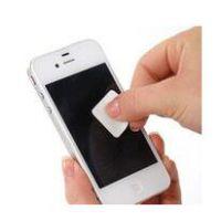 手机清洁贴 手机擦 进口材料TDS胶加韩国进口布 清洁效果好