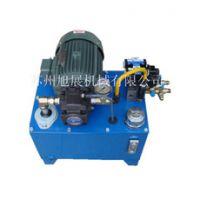 液压系统设计制造 升降机液压系统 液压泵站非标定制