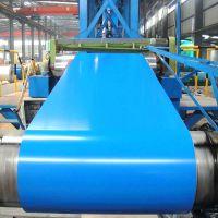 厂家生产 天蓝彩涂板 印花板 可开平分条覆膜