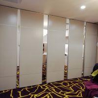 源头工厂直销65型三聚氰胺板酒店活动隔断/办公室活动隔断