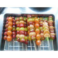 冰糖葫芦的制作方法,怎么做糖葫芦,正宗糖葫芦培训