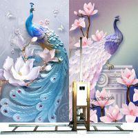 爱普生HZ2050立体高清3D墙体彩绘机 喷墨打印机