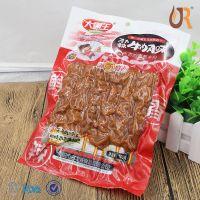 辣条豆腐干食品包装袋 环保塑料礼品包装袋 食品级pe零食包装袋
