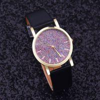 2016新款 荧光粉字面女表 欧美热卖款式 潮流个性时装手表 学生表