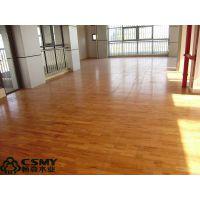 运动馆实木运动地板的检测合格特征包括