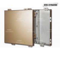 邯郸外墙铝单板定制 氟碳烤漆耐候性强