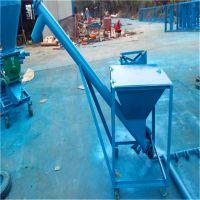 垂直螺旋输送机参数大提升量 自动化螺旋绞龙天津