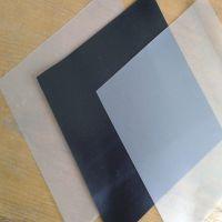 中瑞张明超定做0.5mm国标LDPE土工膜 白色透明防渗膜