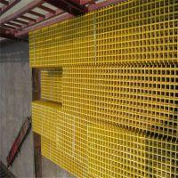 塑料排水沟盖板 高分子防腐蚀格栅 树脂篦子