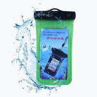 美团外卖专用手机防水袋触屏oppo通用温泉游泳华为沙滩水上用品