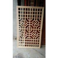 中式实木木窗隔音_装饰性强的仿古木窗效果图片