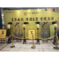 龙袍玉玺主题历史展 上海驰威广东站活动案例