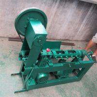 镀锌丝调直切断成型设备 细铁丝直丝机 金属丝矫直机