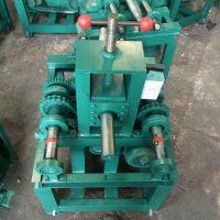 东硕机械供应多功能薄管滚动式弯管机