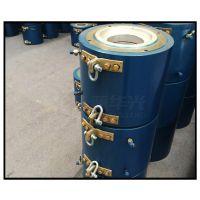 杭州张拉用前卡式千斤顶尺寸 高压电动油泵 欢迎采购