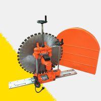 振鹏新坐标机械1000无尘水锯片切割机 多功能石材切割或开缝 旧楼改造变更设计