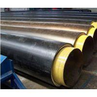 供兰州聚氨酯直埋管和甘肃聚氨酯直埋保温管供应商