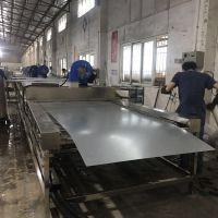 先泰细节为王 网带式不锈钢板材真空镀膜前超声波清洗烘干机厂家