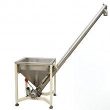 多用途粮食螺旋提升机 大产量U型螺旋输送机