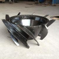 1200立式刮刀供应离心脱水机配件系列铸钢刮刀螺旋体 厂家直销
