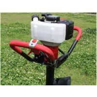 邯郸多用途自走式挖坑机 四冲程汽油挖坑机操作舒适